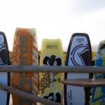 tablas de kitesurf